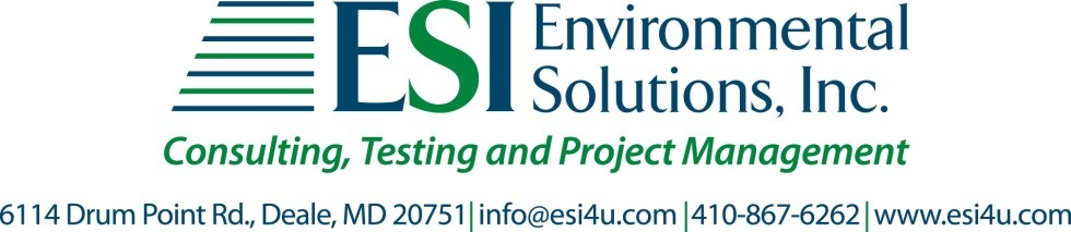 Services - ESI Environmental Solutions